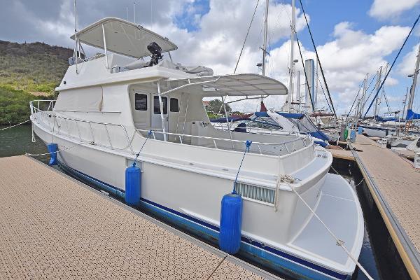 Millennium Marine 52 - Trawler Fish boat