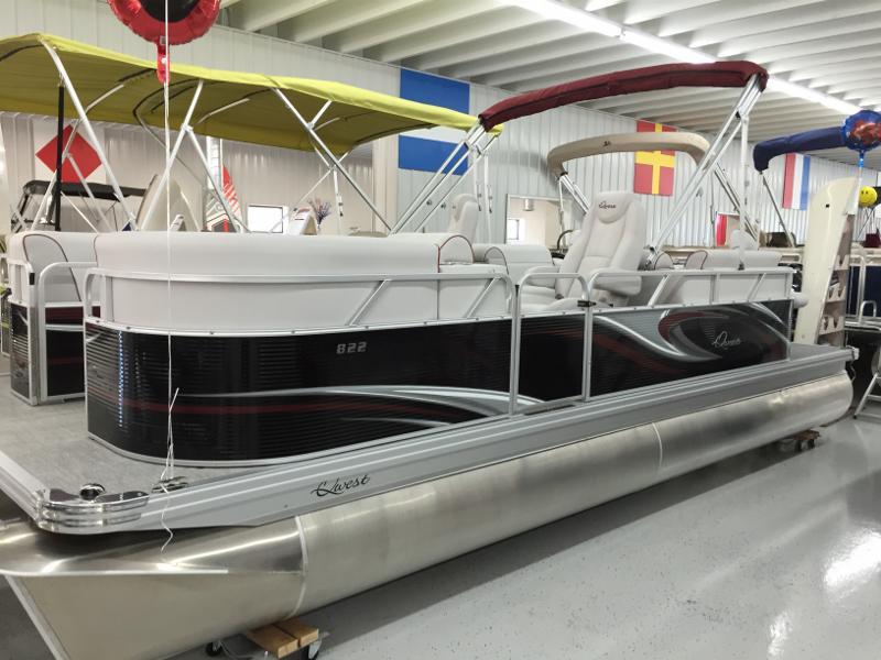 Apex Marine Q822 LS RLS Fishtail
