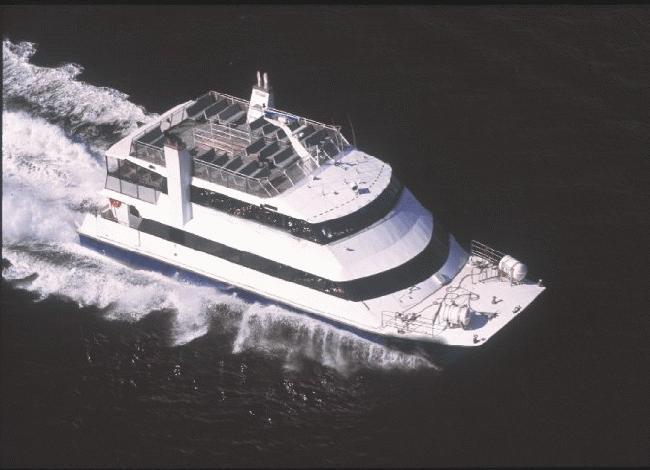GLADDING HEARN SHIPBUILDING High Speed Commuter Ferry