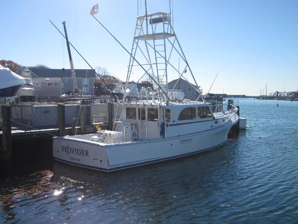 Wesmac Downeast Sportfish