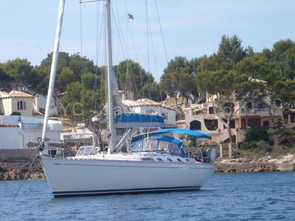 Dufour 45 Classic AYC Yachtbrokers - Dufour 45 Classic