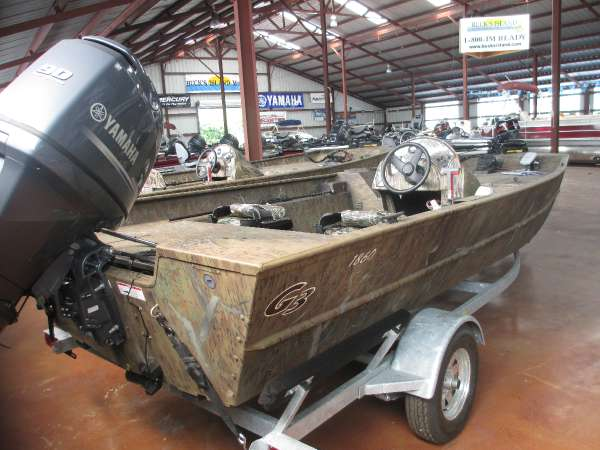 G3 Boats 1860 CC/SC CC