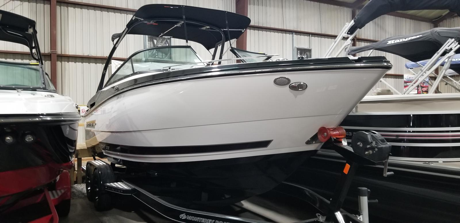 Monterey 258SS Bowrider w/ I/O Merc 6.2 300HP Cat 2.2 BR3
