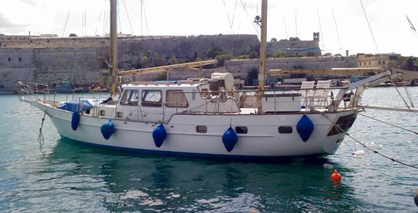 Van Dam Trewes 47 Ketch Van Dam Trewes Ketch Malta
