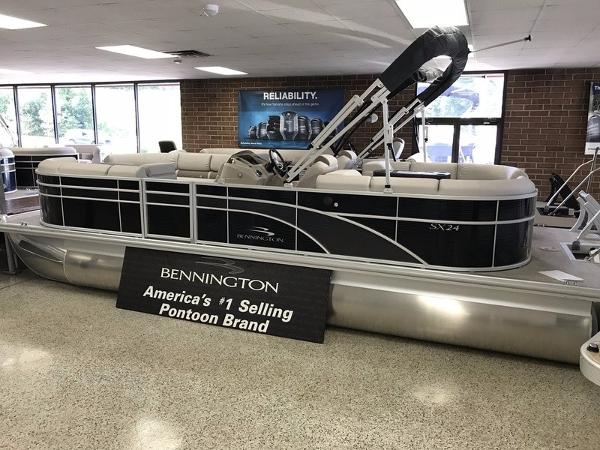 Bennington 24 SSRX