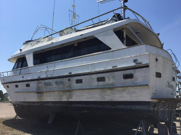 Sea Ranger 55 Pilot House