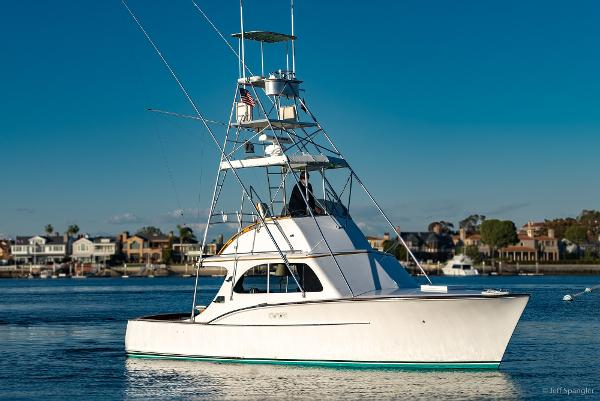 "Rybovich Flybridge Sportfisherman 31' Rybovich ""CRACKER"""