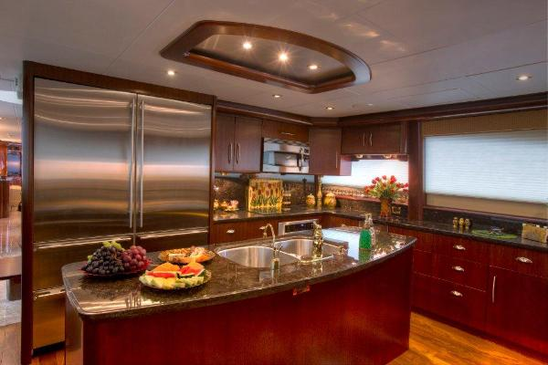 Galley/Looking Aft