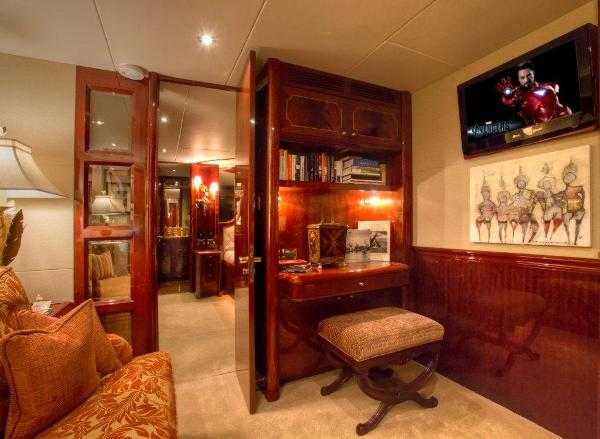 Study/Looking into Stateroom
