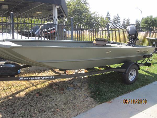 Ranger 1652H MPV