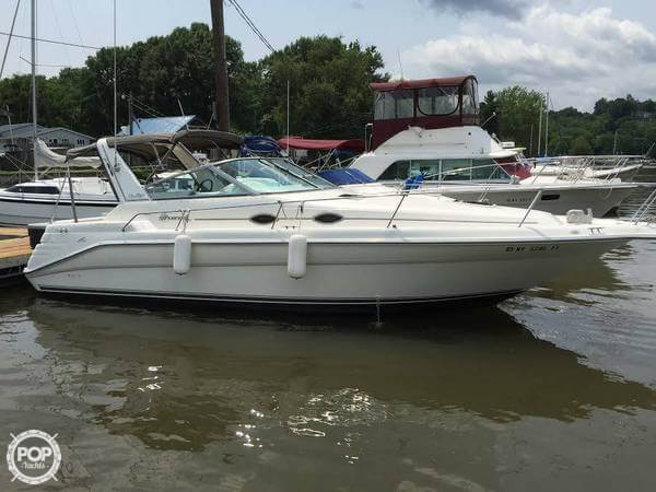 Sea Ray 290 Sundancer 1995 Sea Ray 290 Sundancer for sale in Selkirk, NY