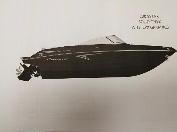 Crownline 220 ss lpx