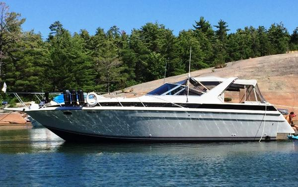 Chris-Craft 412 Amerosport Chris Craft 412 Amerosport