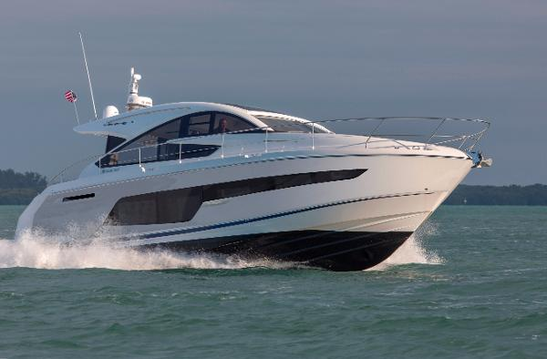 Fairline Targa 48 GT Manufacturer Provided Image: Fairline Targa 48 Gran Turismo