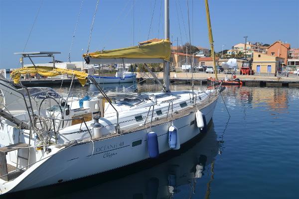 Beneteau Oceanis 411 DSC_0147