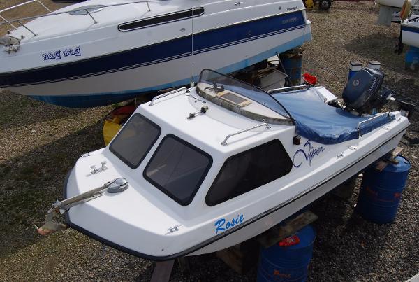 Sea Hunter 450 Viper Sea Hunter 450 Viper