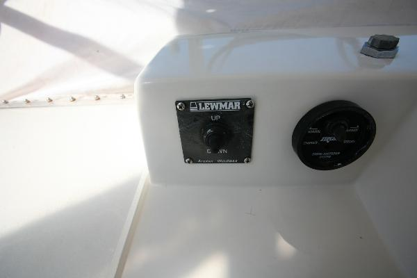 Windlass controls