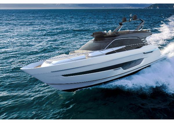 Fairline Squadron 64 Fairline Squadron 64