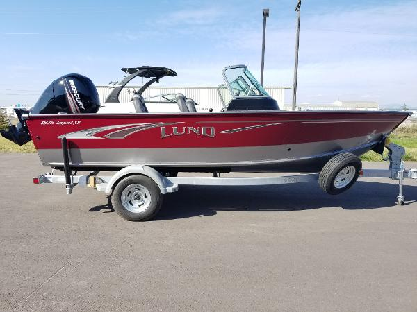 Lund 1875 Impact XS 2019 Aluminum Lund Fishing Boat for Sale