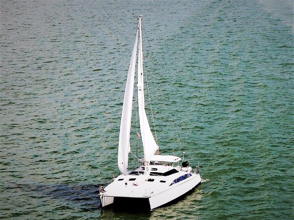 Pdq 36 LRC Sails Great!