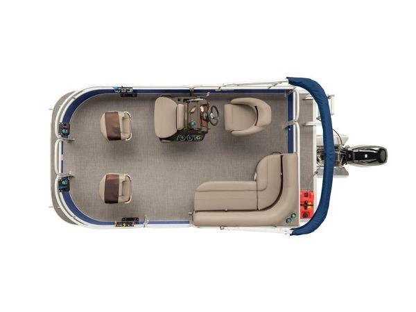 Sun Tracker Bass Buggy® 16 XL Select