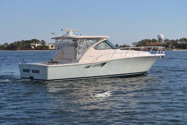 Tiara 3900 Open Profile