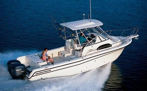 Grady-White 282 Sailfish Image 1
