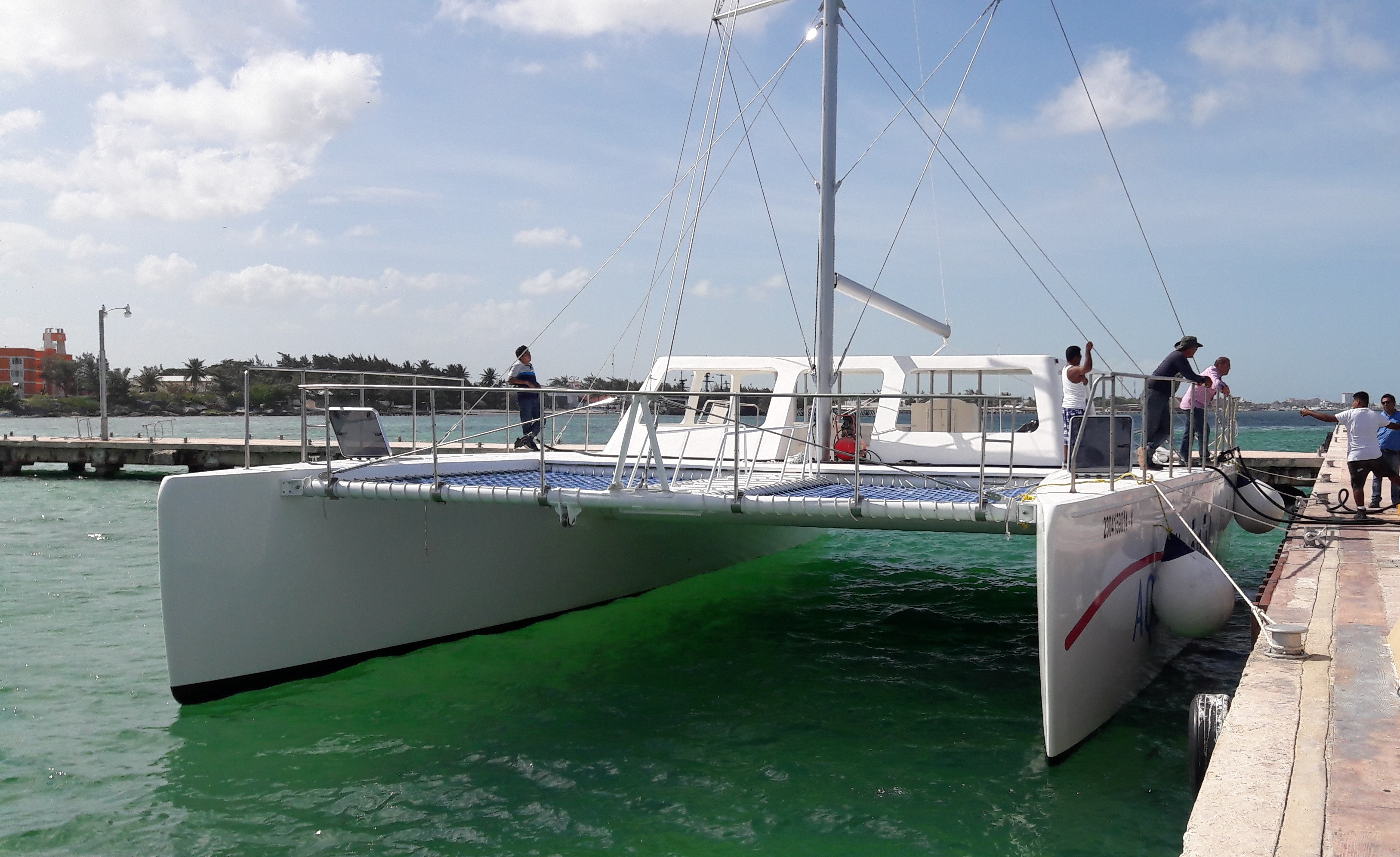 World Class Catamarans Contoy 65
