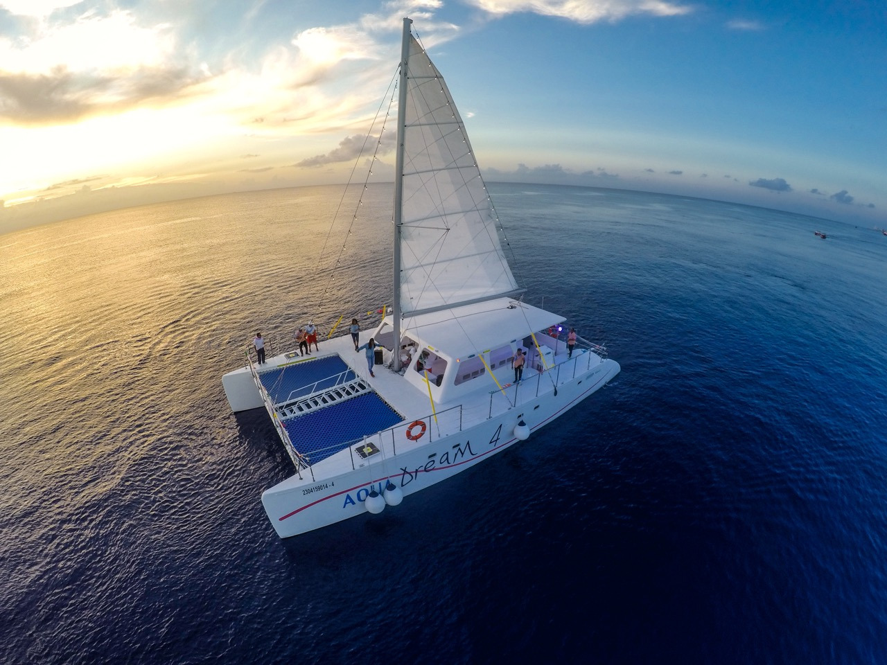 World Class Catamarans Contoy 65