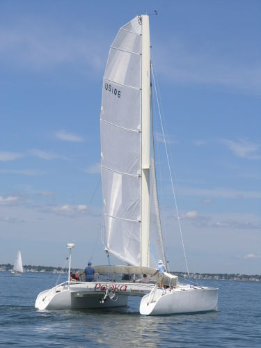 Newick Catamaran Photo 1