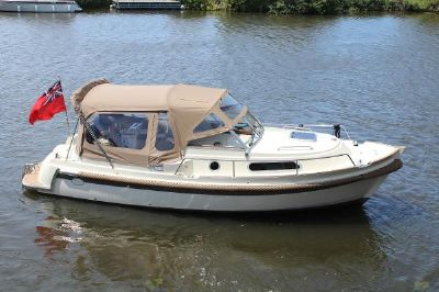Intercruiser 28 Cabrio