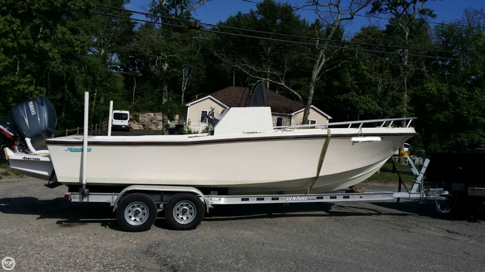 Mako 232 Center Console 1987 Mako 232 Center Console for sale in Dartmouth, MA