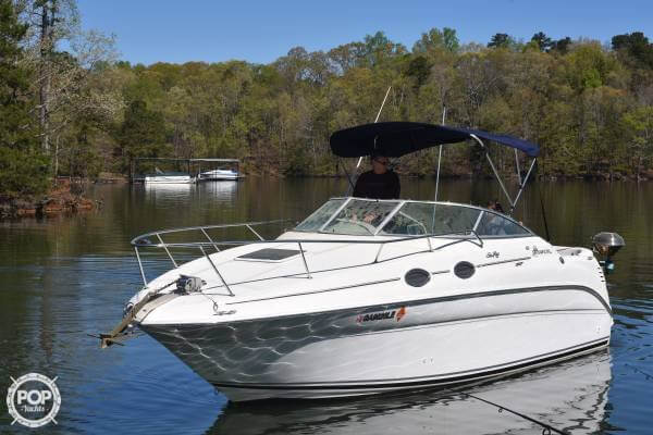 Sea Ray 260 Sundancer 1999 Sea Ray 260 Sundancer for sale in Gainesville,, GA
