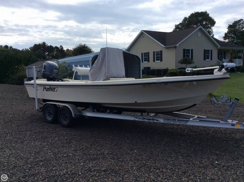 Parker Big Bay 2100 2013 Parker Marine Big Bay 2100 for sale in Vineland, NJ