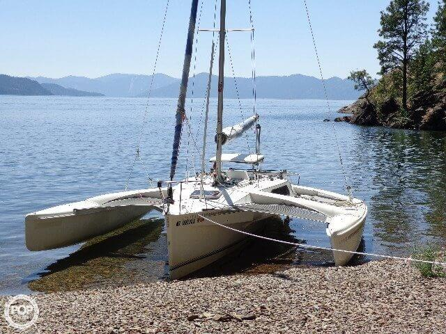 Corsair Marine F-27 Trimaran 1993 Corsair Marine F-27 Trimaran for sale in Gallatin Gateway, MT
