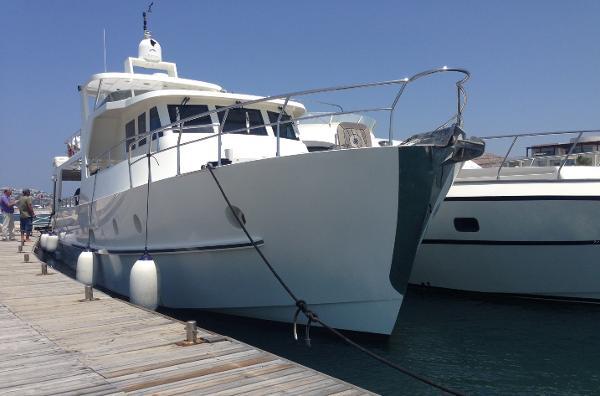 CMB Yachts 18-Metre Trawler Yacht