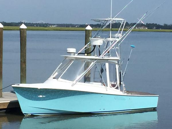 Tides 27 Custom Carolina Express