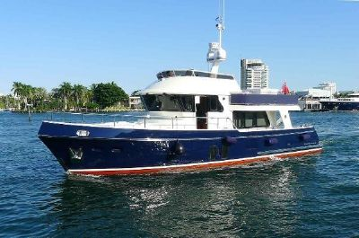 Privateer Pilothouse 54' Privateer Trawler DON PIPO