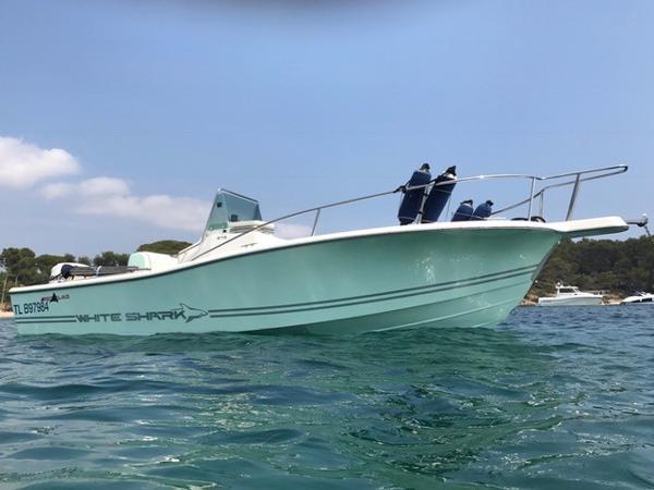 White Shark 215