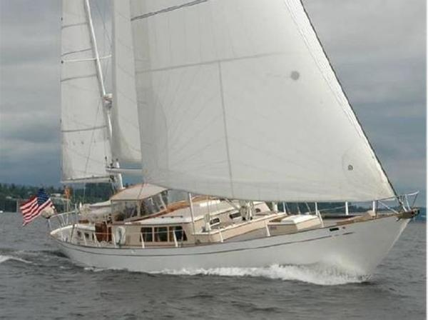 Sparkman & Stephens Custom 65' Ketch