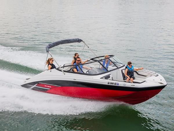 Yamaha Marine SX210