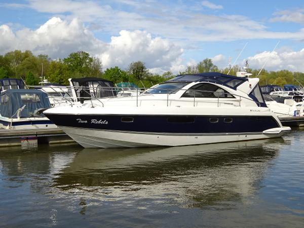 Fairline Targa 38 Fairline Targa 38