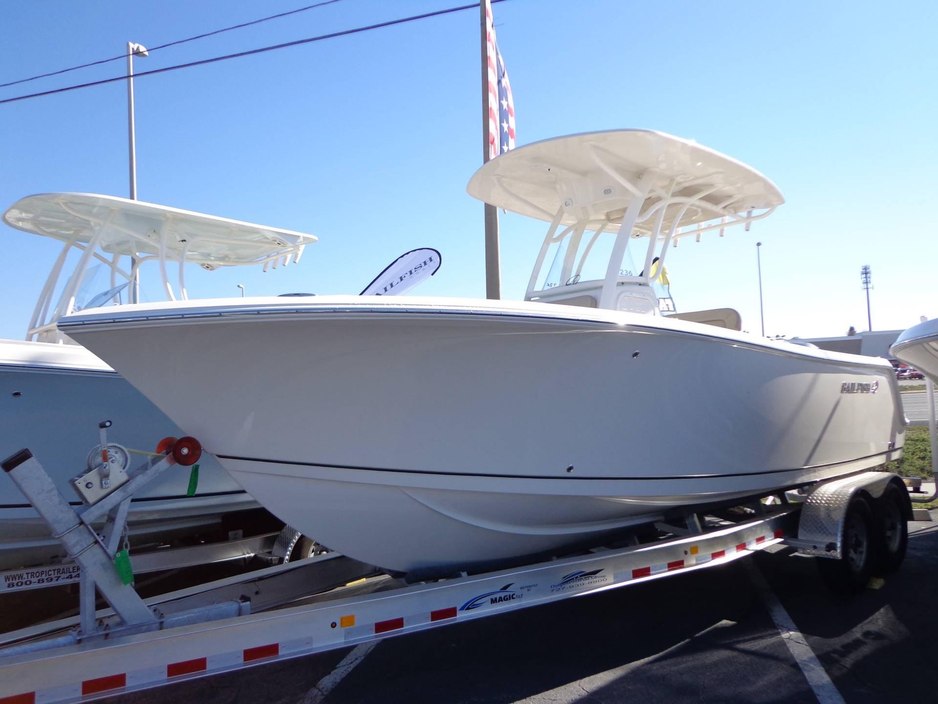 Sailfish 236 CC