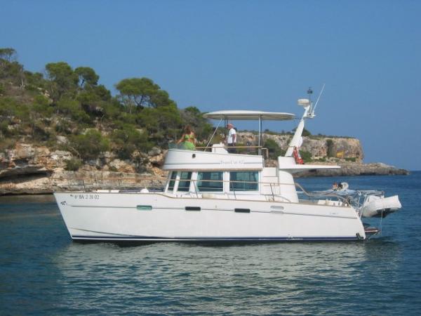 Jeantot Marine Alliaura Transcat 42