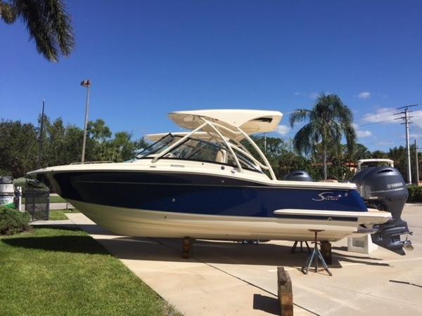 Scout Boats 255 Dorado