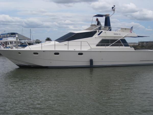 Marchi motor yacht