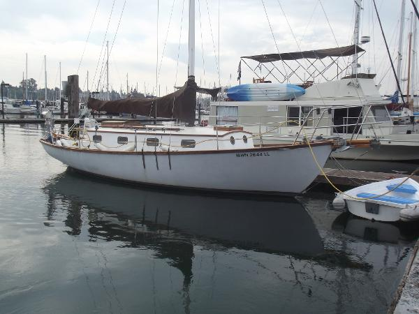 Sailboat Townsend 30