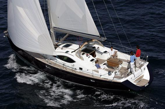 Jeanneau Sun Odyssey 49 DS Manufacturer Provided Image