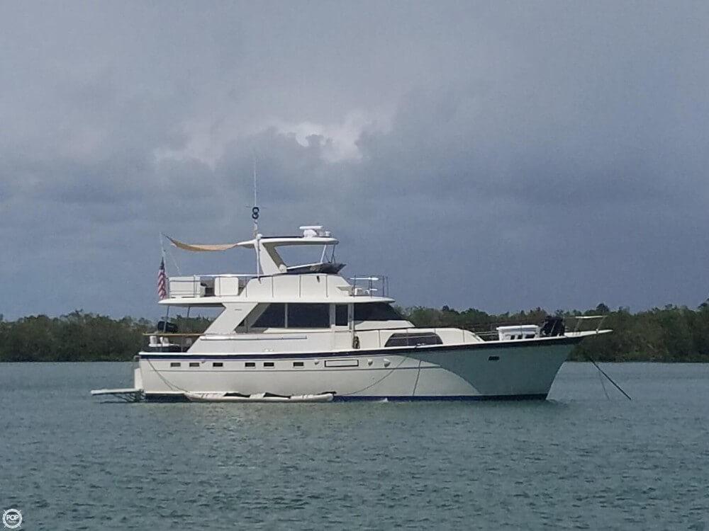 Hatteras 53 MY 1977 Hatteras 53 MY for sale in Key Biscayne, FL