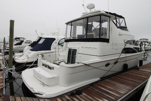 Carver 44 Cockpit Motor Yacht